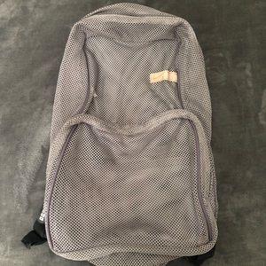 Nike throwback backpack see through